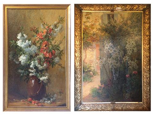 Peintures Ferdinand Troupeau