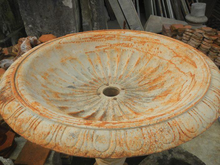 fontaine en fonte
